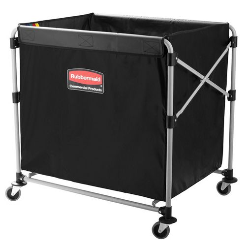 Carro Plegable Rubbermaid X-tra 280L